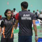 Ravi Malik badminton academy